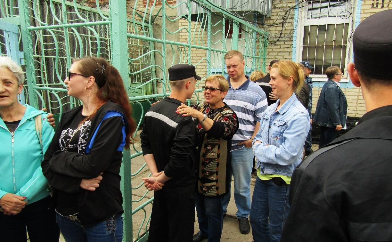 В исправительной колонии в Донском прошёл день открытых дверей
