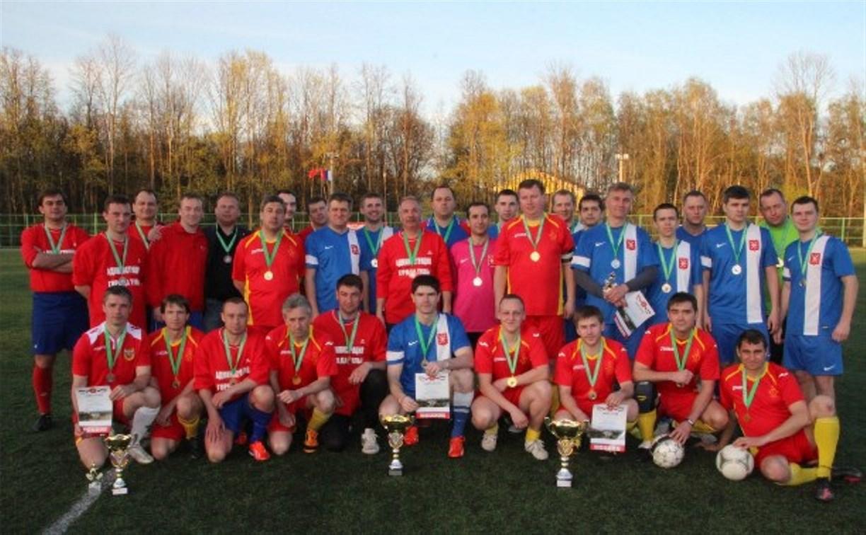 Команда тульских журналистов выиграла традиционный турнир по футболу