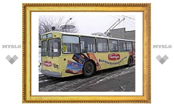 Власти Петербурга запретят рекламу на общественном транспорте