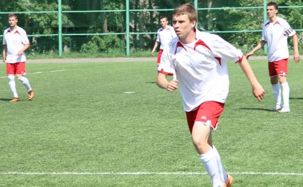 Новомосковский «Химик» одержал волевую победу над «Цементом»