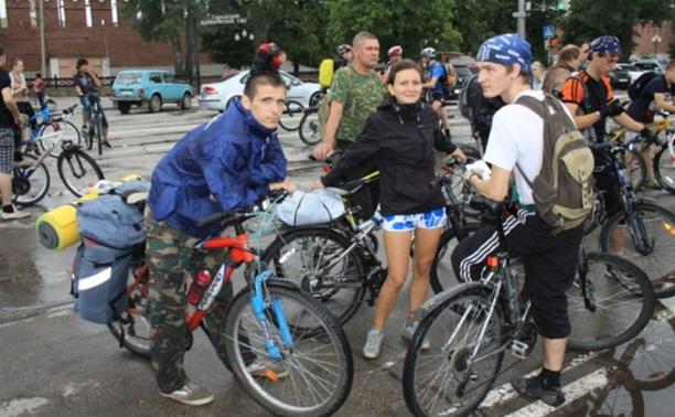 Велопробег в Туле стартует с нового места
