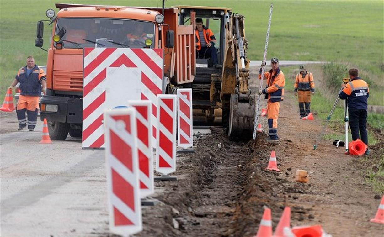 Где в Туле ремонтируют дороги по приоритетному проекту