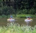 В Центральном парке Тулы открылся прокат лодок и катамаранов