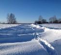 Почему в селах Тульской области не чистят дороги?