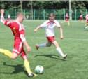 Новомосковский «Химик» сыграл вничью с брянским «Динамо-2»