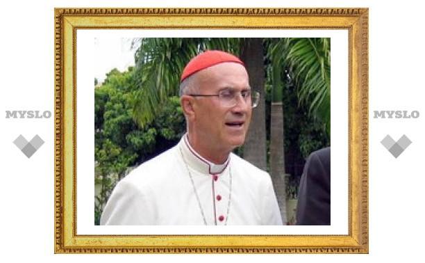 В Белоруссию впервые приезжает госсекретарь Папы Римского