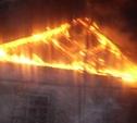 В пожаре в Кимовске погиб мужчина