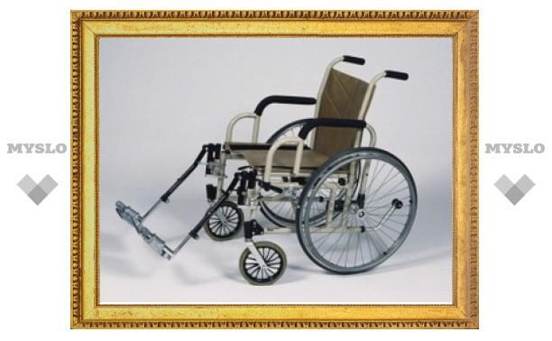ФСС закупит тульским инвалидам 825 кресел-колясок
