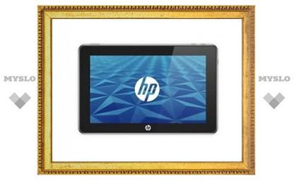 Стали известны характеристики планшета HP Slate