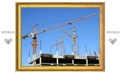 Строительство жилья в Тульской области увеличилось на 52%