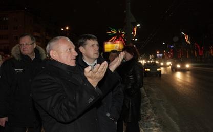 Прокопук и Авилов проинспектируют новогоднее оформление Тулы