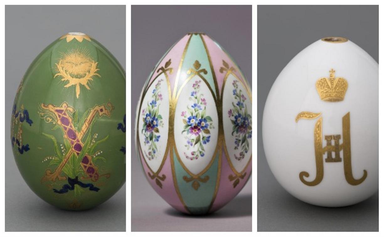 Выставка: тулякам покажут уникальные пасхальные яйца