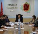 В Тульской областной Думе рассматриваются дополнительные меры поддержки многодетных семей