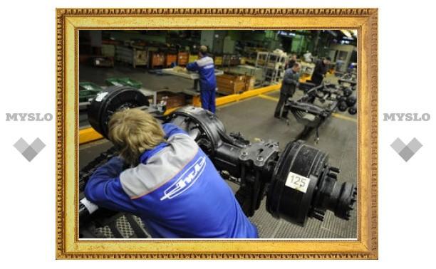 """Москва и Сбербанк организуют сборку автомобилей на """"ЗИЛе"""""""