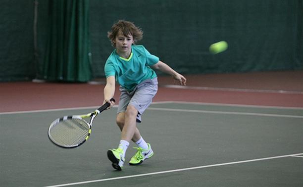 Юные тульские теннисисты стали первыми в России