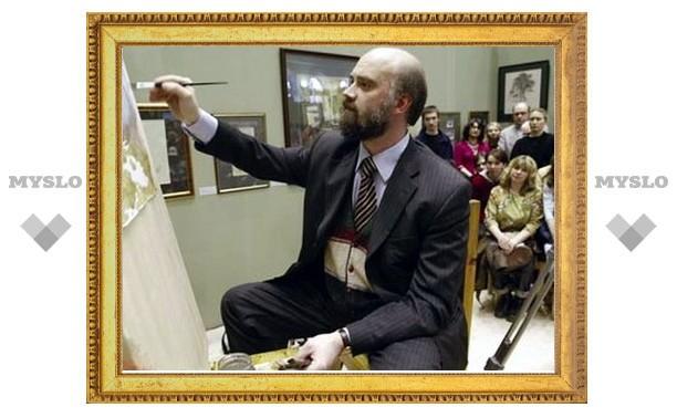 В Туле открывается «Школа акварели Сергея Андрияки»