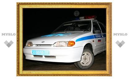В Тульской области пьяный водитель сбил трех пьяных пешеходов