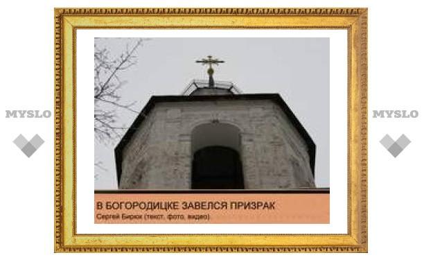 Привидение поселилось в Богородицком дворце