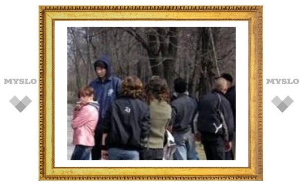 Тульским детям запретят выходить на улицу