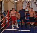 В День Тульской области в Щекино прошли соревнования по смешанным единоборствам