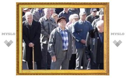 Тульским офицерам заплатят котелками