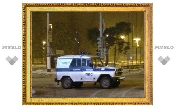 В Тульской области неизвестный сообщил о минировании общежития