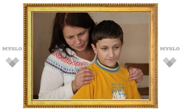 Особым детям Тулы подарили надежду