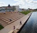 День города: Тульскую набережную торжественно откроют в полдень 8 сентября