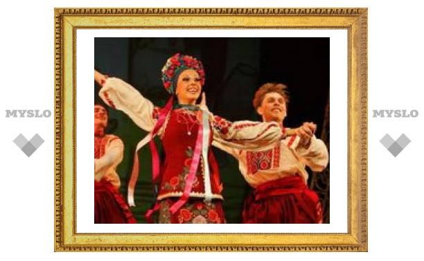 Танцевальный конкурс в Туле стал Всероссийским