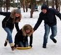 Туляки прошли «Зимний квест» в Центральном парке
