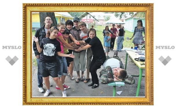 40 тысяч юных туляков отдохнут этим летом в лагере