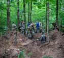 В Арсеньевском районе найдено новое захоронение красноармейцев