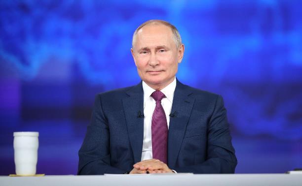 Прямая линия с Владимиром Путиным: главное