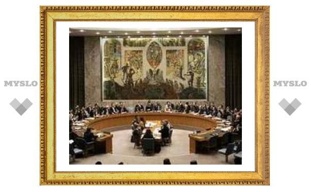 В Совбез ООН внесен третий вариант резолюции по Косово