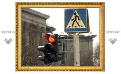 Научить водителей уважать пешеходов могут новые штрафы