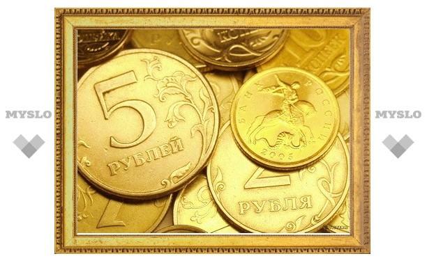 Бюджет Тулы в 2010 году «заработал» почти 5,5 миллиарда рублей