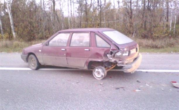 Запись видеорегистратора помогла выяснить обстоятельства гибели водителя на трассе «Дон»