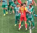 Футболист молодежки «Арсенала» пропустит 6 матчей за массовую драку в Грозном
