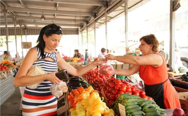 В России запрещён ввоз растительных продуктов из Украины