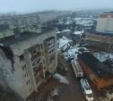 Решается вопрос о демонтаже двух этажей в доме, поврежденном от взрыва газа