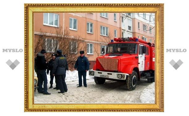 """В Туле """"заминировали"""" дом по улице Кирова"""