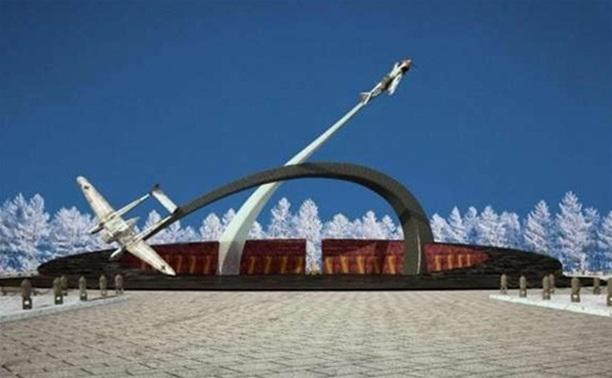 Монумент «Защитникам неба Отечества» в Центральном парке Тулы строить не будут