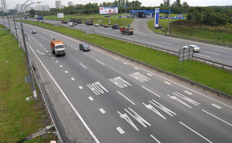 В Тульской области на трассе М4 «Дон» повысят скоростной режим