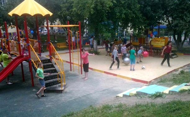 В Туле на ремонтные работы во дворах потратят почти 50 млн рублей