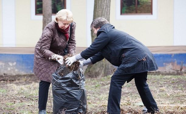 Владимир Груздев приглашает туляков на субботник