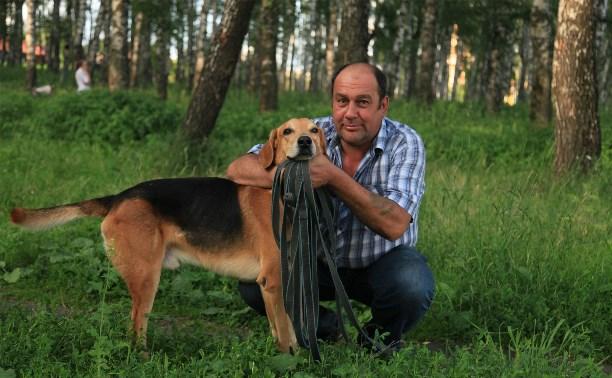 Жители Пролетарского района предлагают сделать площадку для выгула собак в березовой роще