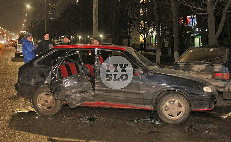 В ДТП на проспекте Ленина в Туле пострадал шестилетний ребёнок