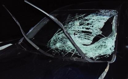 Под Тулой водитель Hyundai ночью сбил пешехода