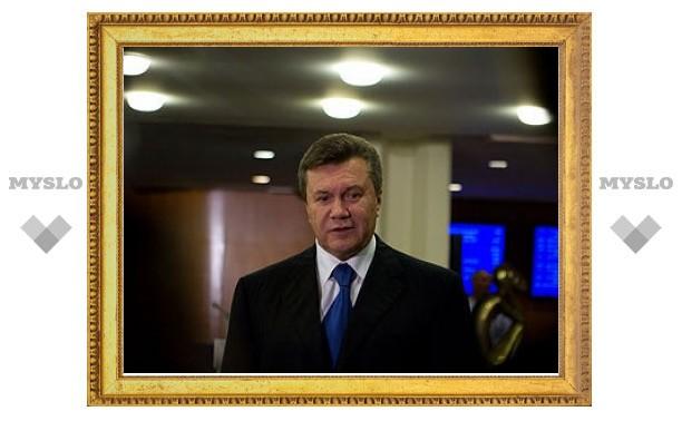 Украинская диаспора в США проигнорировала Януковича