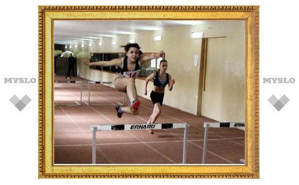 В Туле юные легкоатлеты посоревновались в «День спринта»